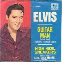 Cover Elvis Presley - Guitar Man
