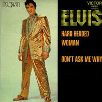 Cover Elvis Presley - Hard Headed Woman