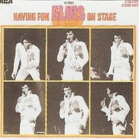 Cover Elvis Presley - Having Fun With Elvis On Stage
