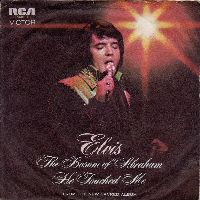 Cover Elvis Presley - He Touched Me