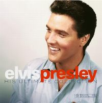 Cover Elvis Presley - His Ultimate Collection