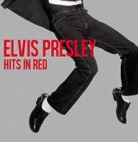 Cover Elvis Presley - Hits In Red