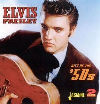 Cover Elvis Presley - Hits Of The '50s