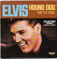 Cover Elvis Presley - Hound Dog!