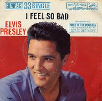 Cover Elvis Presley - I Feel So Bad