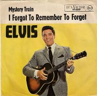 Cover Elvis Presley - I Forgot To Remember To Forget