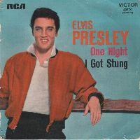 Cover Elvis Presley - I Got Stung