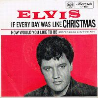 Cover Elvis Presley - If Every Day Was Like Christmas