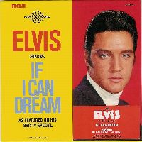 Cover Elvis Presley - If I Can Dream