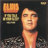 Cover Elvis Presley - If You Talk In Your Sleep