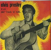 "Cover Elvis Presley - Il re del ""rock 'n' roll"""