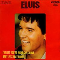 Cover Elvis Presley - I'm Left, You're Right, She's Gone