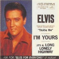 Cover Elvis Presley - I'm Yours