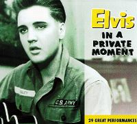 Cover Elvis Presley - In A Private Moment