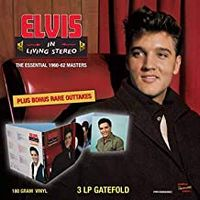Cover Elvis Presley - In Living Stereo - The Essential 1960-62 Masters