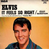 Cover Elvis Presley - It Feels So Right