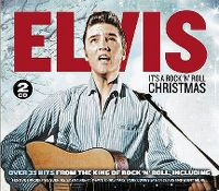 Cover Elvis Presley - It's A Rock 'N' Roll Christmas