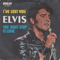 Cover Elvis Presley - I've Lost You