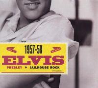 Cover Elvis Presley - Jailhouse Rock - Elvis At The Movies 1957-58