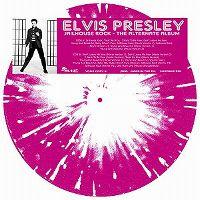 Cover Elvis Presley - Jailhouse Rock - The Alternate Album