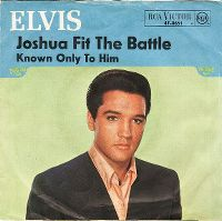 Cover Elvis Presley - Joshua Fit The Battle