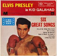 Cover Elvis Presley - Kid Galahad
