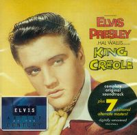 Cover Elvis Presley - King Creole