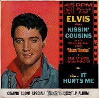 Cover Elvis Presley - Kissin' Cousins