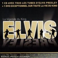 Cover Elvis Presley - La légende du King