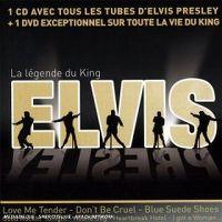 Cover Elvis Presley - La légende du King