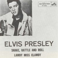 Cover Elvis Presley - Lawdy Miss Clawdy