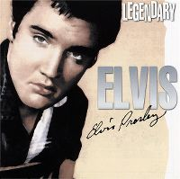 Cover Elvis Presley - Legendary