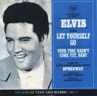 Cover Elvis Presley - Let Yourself Go