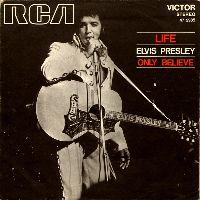 Cover Elvis Presley - Life