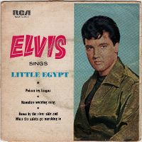 Cover Elvis Presley - Little Egypt