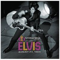 Cover Elvis Presley - Live At The International Hotel, Las Vegas, August 23, 1969