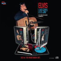 Cover Elvis Presley - Live In The 50's - The Complete Concert Recordings