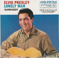 Cover Elvis Presley - Lonely Man