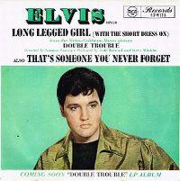 Cover Elvis Presley - Long Legged Girl (With The Short Dress On)