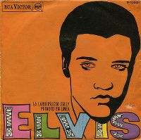 Cover Elvis Presley - Long Tall Sally