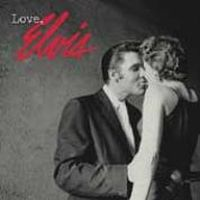 Cover Elvis Presley - Love, Elvis
