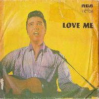 Cover Elvis Presley - Love Me