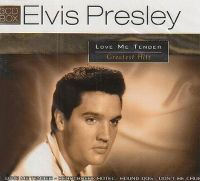 Cover Elvis Presley - Love Me Tender - Greatest Hits