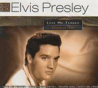 Cover Elvis Presley - Love Me Tender - Greatest Hits