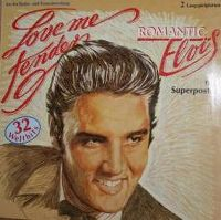 Cover Elvis Presley - Love Me Tender - Romantic Elvis