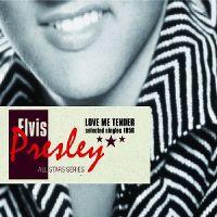 Cover Elvis Presley - Love Me Tender - Selected Singles 1956