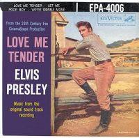 Cover Elvis Presley - Love Me Tender