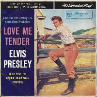 Cover Elvis Presley - Love Me Tender