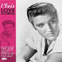 Cover Elvis Presley - Love Songs - 28 Classic Love Songs On Pink Vinyl With An Exclusive Download Coad & A CD Of The Entire Album