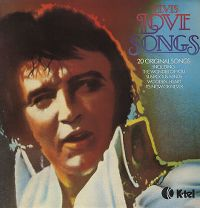 Cover Elvis Presley - Love Songs